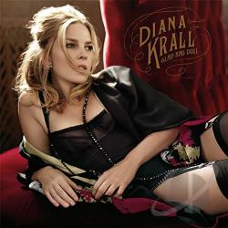 Krall, Diana - Glad Rag Doll CD Cover Art