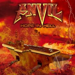Anvil - Hope in Hell CD Cover Art