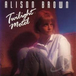Brown, Alison - Twilight Motel CD Cover Art