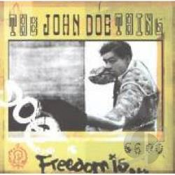 Doe, John - Freedom Is CD Cover Art