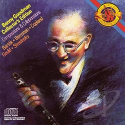 Goodman, Benny - Benny Goodman Collector's Edition CD Cover Art