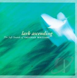 Lark Ascending - Vaughan Williams: Lark Ascending CD Cover Art