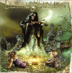Demons & Wizards - Demons And Wizards CD Cover Art