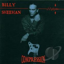 Sheehan, Billy - Compression CD Cover Art