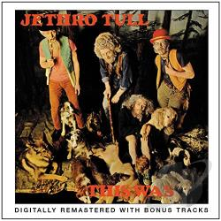 Jethro Tull - This Was CD Cover Art