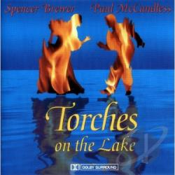 Brewer / Mccandles - Torches On The Lake CD Cover Art