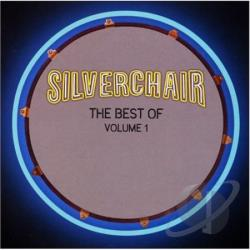 Silverchair - Best Of Vol. 01 CD Cover Art