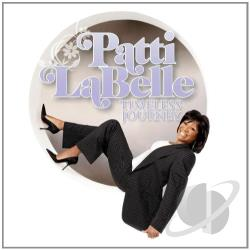 LaBelle, Patti - Timeless Journey CD Cover Art