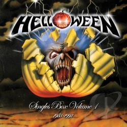 Helloween - Singles Box, Vol. 1: 1985 - 1992 CD Cover Art