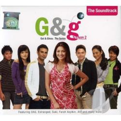 Gol & Gincu-Season 2 CD Cover Art