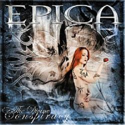 Epica - Divine Conspiracy (Book) CD Cover Art