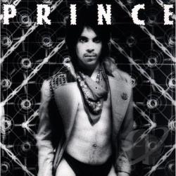 Prince - Dirty Mind CD Cover Art
