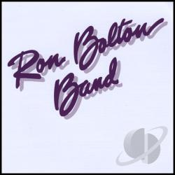 Bolton, Ron Band - Ron Bolton Band CD Cover Art
