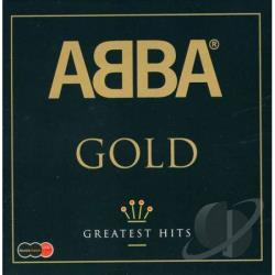 ABBA - Gold: Greatest Hits CD Cover Art