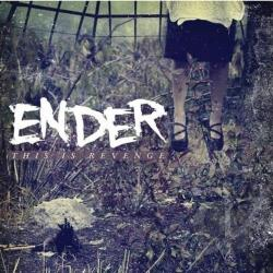 ender - This Is Revenge CD Cover Art