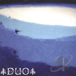 Duo Borealis CD Cover Art