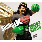 Shund - Most Wanted DB Cover Art