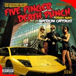 Five Finger Death Punch - American Capitalist CD Cover Art