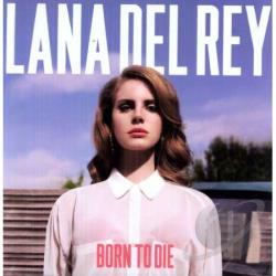 Del Rey, Lana - Born To Die LP Cover Art