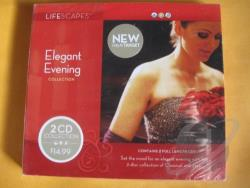 Elegant Evening Digi CD Cover Art