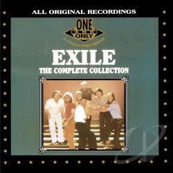 Exile - Complete Collection CD Cover Art