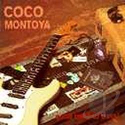 Montoya, Coco - Gotta Mind to Travel CD Cover Art