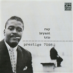 Bryant, Ray / Bryant, Ray Trio - Ray Bryant Trio CD Cover Art