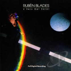 Blades, Ruben - Agua de Luna CD Cover Art