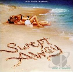 Swept Away CD Cover Art