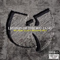 Wu-Tang Clan - Legend of the Wu-Tang Clan: Wu-Tang Clan's Greatest Hits CD Cover Art