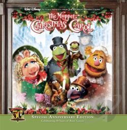 Muppet Christmas Carol Soundtrack Cd Album