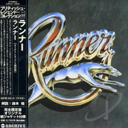 Runner - Runner (Mini LP Sleeve) CD Cover Art
