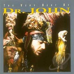 Dr. John - Very Best of Dr. John CD Cover Art