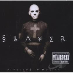 Slayer - Diabolous In Musica CD Cover Art