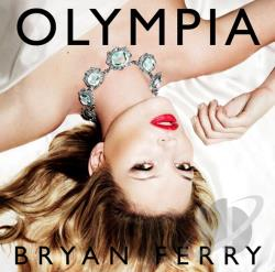 Ferry, Bryan - Olympia CD Cover Art