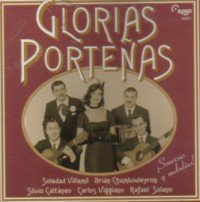 Glorias Portenas - Glorias Portenas, Vol. 1 CD Cover Art