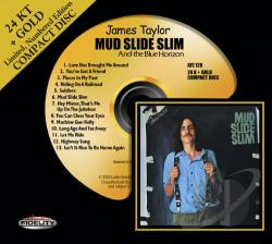 Taylor, James - Mud Slide Slim and the Blue Horizon CD Cover Art