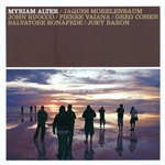 Alter, Myriam - Where Is There CD Cover Art