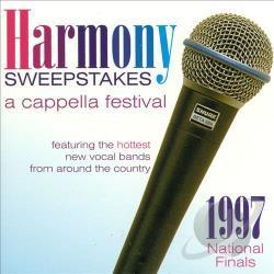 Harmony Sweepstakes 1997 CD Cover Art