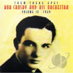 Crosby, Bob - Them There Eyes CD Cover Art