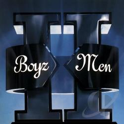 Boyz II Men - II CD Cover Art