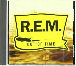 R.E.M. - Out of Time CD Cover Art