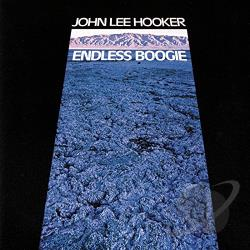 Hooker, John Lee - Endless Boogie CD Cover Art
