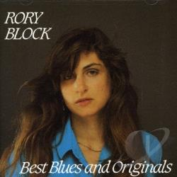 Block, Rory - Best Blues & Originals CD Cover Art