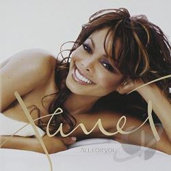 Jackson, Janet - All For You CD Cover Art
