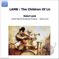 Lamb - Children Of Lir CD Cover Art