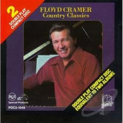 Cramer, Floyd - Country Classics CD Cover Art