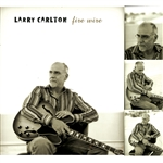 Carlton, Larry - Fire Wire CD Cover Art