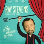 Stevens, Ray - Greatest Hits: The 50th Anniversary Collection CD Cover Art