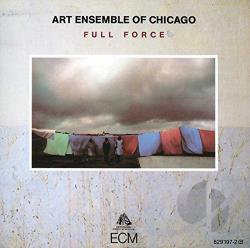 Art Ensemble Of Chicago - Full Force CD Cover Art
